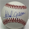HENRY HANK AARON SIGNED OFFICIAL MLB BASEBALL - JSA