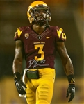 DAMARIOUS RANDALL SIGNED 8X10 ARIZONA STATE PHOTO #1