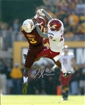 DAMARIOUS RANDALL SIGNED 8X10 ARIZONA STATE PHOTO #2