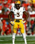 DAMARIOUS RANDALL SIGNED 8X10 ARIZONA STATE PHOTO #3