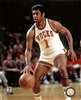 OSCAR ROBERTSON SIGNED 8X10 BUCKS PHOTO #1