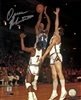 OSCAR ROBERTSON SIGNED 8X10 CINCINNATI PHOTO #1