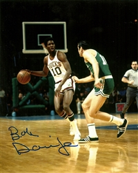 BOB DANDRIDGE SIGNED 8X10 BUCKS PHOTO #1