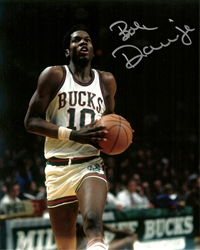 BOB DANDRIDGE SIGNED 8X10 BUCKS PHOTOS #2