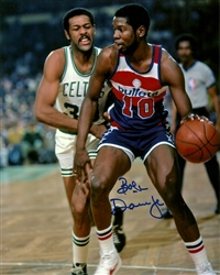 BOB DANDRIDGE SIGNED 8X10 BULLETS PHOTO #1
