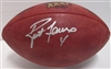 BRETT FAVRE SIGNED AUTHENTIC WILSON SB XXXI LOGO FOOTBALL