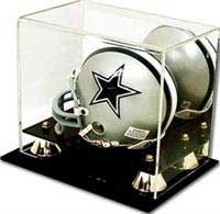 BCW DELUXE MINI HELMET DISPLAY CASE