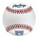 OFFICIAL MLB HOF LOGO UNSIGNED BASEBALL
