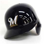 MLB MILWAUKEE BREWERS AUTHENTIC FULL SIZE BATTING HELMET