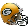 NFL GREEN BAY PACKERS PRO LINE AUTHENTIC FULL SIZE HELMET