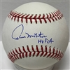 PAUL MOLITOR SIGNED MLB BASEBALL w/ HOF '04 - JSA