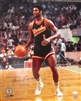 OSCAR ROBERTSON SIGNED 16X20 BUCKS PHOTO #2 - JSA