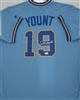 ROBIN YOUNT SIGNED OFFICIAL MAJESTIC JERSEY - JSA