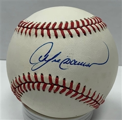 ANDRE DAWSON SIGNED OFFICIAL MLB BASEBALL