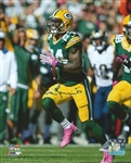 QUINTEN ROLLINS SIGNED 8X10 PACKERS PHOTO #3