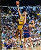 KAREEM ABDUL-JABBAR SIGNED 16X20 LA LAKERS PHOTO #3 - JSA