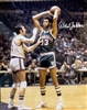 KAREEM ABDUL-JABBAR SIGNED 16X20 MILW BUCKS PHOTO #4 - JSA