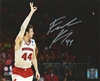 FRANK KAMINSKY SIGNED 8X10 WI BADGERS PHOTO #1