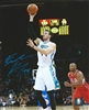 FRANK KAMINSKY SIGNED 8X10 CHARLOTTE HORNETS PHOTO #2