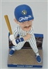ROBIN YOUNT SIGNED 2006 BREWERS SGA BOBBLEHEAD - ROOKIE