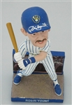 ROBIN YOUNT SIGNED 2010 BREWERS SGA BOBBLEHEAD
