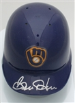 GORMAN THOMAS SIGNED BREWERS RETRO MINI HELMET