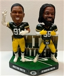 "ZADARIUS SMITH & PRESTON SMITH FOCO FOREVER COLLECTIBLE LIMITED EDITION ""SMITH BROTHERS"" BOBBLEHEAD #RD/216"