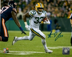 AARON JONES SIGNED 16X20 PACKERS PHOTO #3