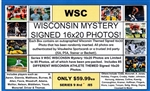 WSC MYSTERY 16X20 BOX PACK - WI SPORTS EDITION SERIES 7