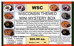 WSC MYSTERY MINI HELMET BOX - WISCONSIN EDITION SERIES 2
