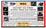 "WSC MYSTERY 8x10 BOX PACK - WISCONSIN ""OLD SCHOOL"" THEME"