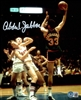 KAREEM ABDUL-JABBAR SIGNED 8X10 MILW. BUCKS PHOTO #2 - JSA