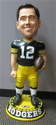 GREEN BAY PACKERS AARON RODGERS 3 FOOT BOBBLEHEAD
