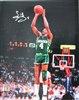 SIDNEY MONCRIEF SIGNED 16X20 BUCKS PHOTO #1