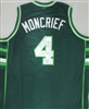 SIDNEY MONCRIEF SIGNED CUSTOM BUCKS JERSEY #2 W/ ALL STAR