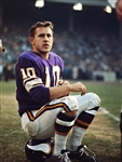 FRAN TARKENTON - Late September - PRIVATE SIGNING