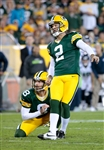 MASON CROSBY - Mid June  - PRIVATE SIGNING