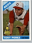 TONY PEREZ - December 5th - PRIVATE SIGNING