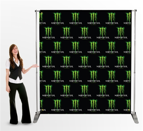 Custom Event Banners Signs Full Color Banner Backdrop - Custom vinyl banners