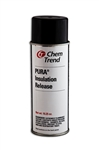 Chem-Trend Spray Foam Silicone f/k/a PURA Insulation Release Agent, Net wt. 10.25 oz. Aerosol Can, 1 can