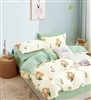 Sofie Little Mermaid 100% Cotton Reversible Comforter Set