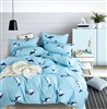 Leighton Ocean Shark  100% Cotton Comforter Set