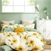 Mia Sunflower 100% Cotton Comforter Set