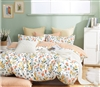 Estella 100% Cotton reversible Comforter Set
