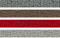 "1/2 YARD - Carpet Yardage <br>(Truvette with Poly Backing - 18"" x 76"")"