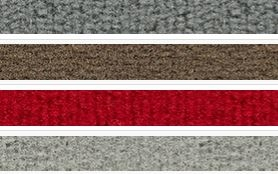 Automotive Truvette Carpet Yardage 2 Yards Rolled Carpet