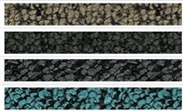 "1/2 YARD - Carpet Yardage <br>(Tuxedo with Poly Backing - 18"" x 52"")"