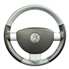 EuroTone Two-Color Wheelskins Steering Wheel Cover