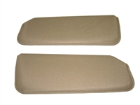Sunvisors - Cloth <br> 1988-1998 Chevy Full Size Trucks