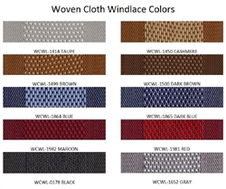 Windlace - Woven Cloth